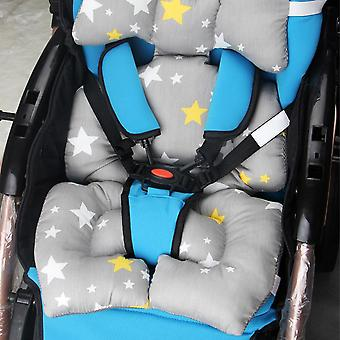 Children Car Safety Seat Cushion Stroller Pad Baby Full Body Support Sleeping Pad Stroller