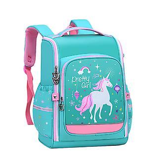 Kids School Bag Cartoon Space Backpack