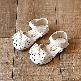 Summer Kids Shoes Fashion Leathers Sweet Children Sandals For Girls Toddler