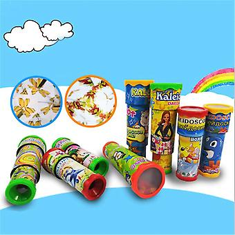 Kids Child Senses Development Educational, Vintage Kaleidoscope Toy -baby