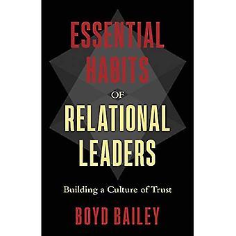 Essentiële gewoonten van relationele leiders: het opbouwen van een cultuur van vertrouwen