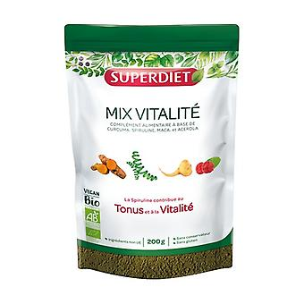 ORGANIC Vitality Mix 200 g of powder