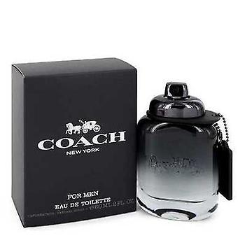 Coach door coach Eau de Toilette Spray 2 oz (mannen) V728-546556