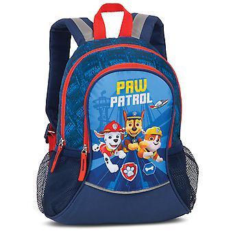 Fabrizio Kids Paw Patrol Garçons Sac à dos 35 cm, Paw Patrol Bleu