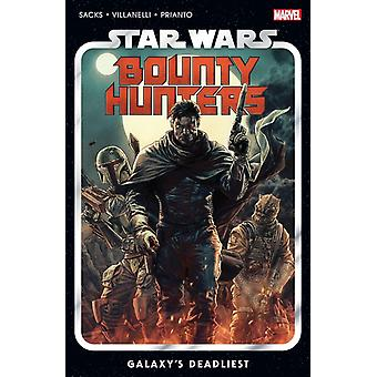 Star Wars Bounty Hunters Vol. 1 Galaxys Deadliest par Sacks & Ethan