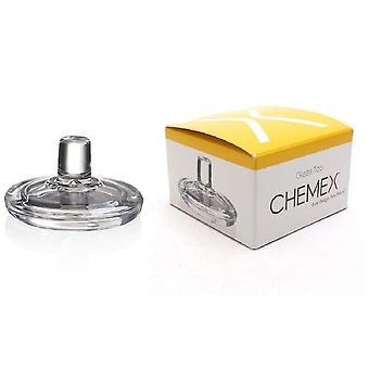 Chemex üveg kávéfőző fedél