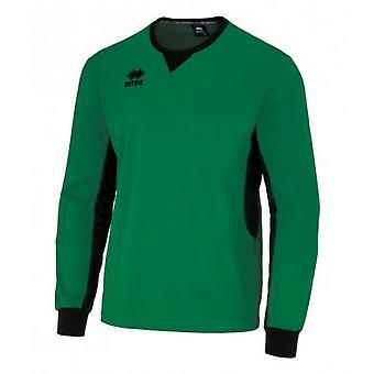 Errea Unisex Childrens/Kids Simon Long Sleeved Goalkeeper Shirt