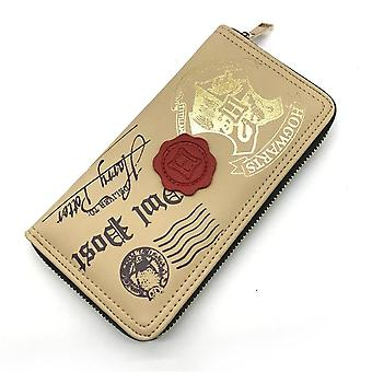 PU leather Coin Purse Cartoon anime wallet - Harry Potter #131