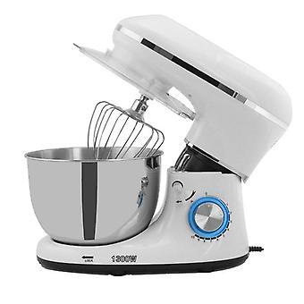 Ciotola in acciaio inossidabile, food stand da cucina, crema mixer, frullatore di frusta all'uovo, torta
