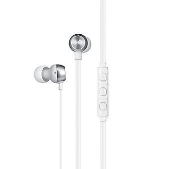 LG HSS-F530 - QuadBeat 2 En casque stéréo oreille 3.5mm - Blanc