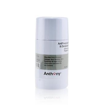 Anthony Antiperspirant & Deodorant - Paraben Free (For All Skin Types) 70g/2.5oz