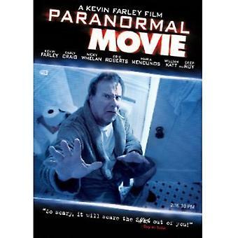 Paranormal Movie [DVD] USA import