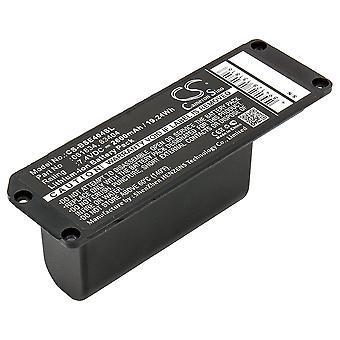 Speaker Battery for Bose 63404 413295 Soundlink Mini CS-BSE404SL 7.4V 2600mAh