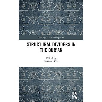 Structural Dividers in the Quran by Edited by Marianna Klar