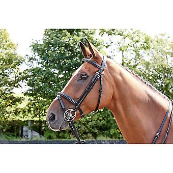 Whitaker Barton Leather Horse Bridle