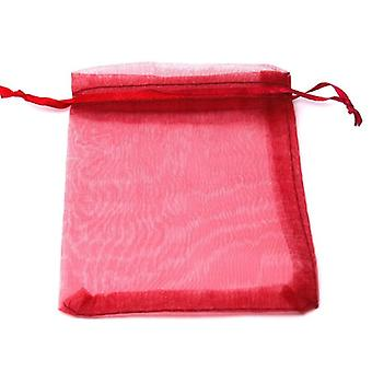 Drawstring Organza Pouches Jewelry Packaging Bags Wedding Party Bag