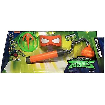 Mikey's Kusarigama (Rise Of The Teenage Mutant Ninja Turtles) Ninja Weapon