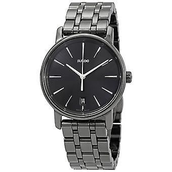 Rado Women's DiaMaster Black Dial Watch - R14064177