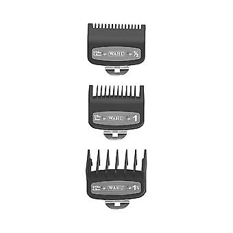 Wahl Premium Guide Combs - Set Of 3