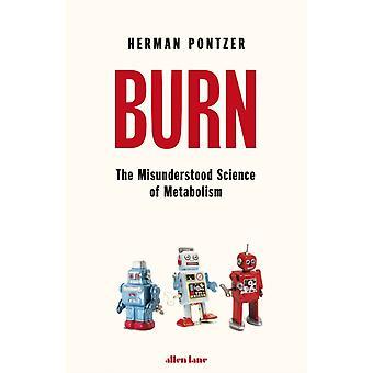 Brandwond door Herman Pontzer