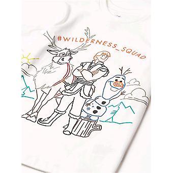 Brand - Spotted Zebra Boys Disney Star Wars Marvel Lyhythihaiset T-paidat
