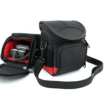 ニコンD7200 D5300 D3400 J5 P900 B500 B700のための防水デジタル一眼レフ/一眼レフカメラバッグ