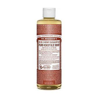 Organic Eucalyptus Bath Gel 475 ml