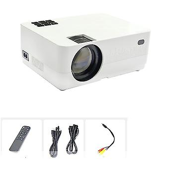 Hq3 Wifi Projector Video Everycom Hq2 3000 Lumi Hd 1280*720p Led Home Theater