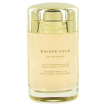 Baiser Vole Eau De Parfum Spray (Tester) de Cartier 3.4 oz Eau De Parfum Spray