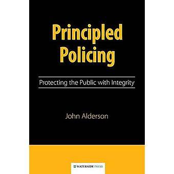 Principled Policing by John Alderson - 9781872870717 Book