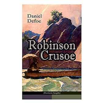 Robinson Crusoe (Illustrierte Ausgabe) by Daniel Defoe - 978802686330