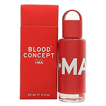 Blood Concept Red +MA Eau de Parfum 60ml Spray