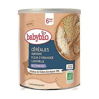 3 Cereals & Plants - Verbena Orange Blossom Chamomile 220 g of powder