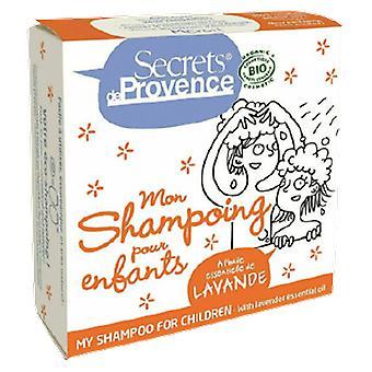 Secrets de Provence Solid Shampoo without Hook Children 85 gr