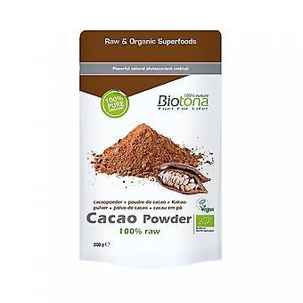 Biotona Cacao Polvo 200 gr