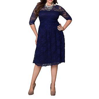 Kiyonna | Luna Lace Dress