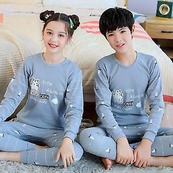Talvipuuvilla pyjamasetit - Kotivaatteet & Yöasu pyjamat