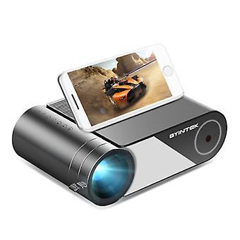 BYINTEK K9 مصغرة LED الإسقاط - الروبوت OS الشاشة بيمر لاعب وسائل الإعلام المنزلية