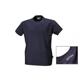 Beta 075480003 7548Bl/l stort arbete T-Shirt blå