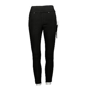 DG2 by Diane Gilman Women's Pants PXXS Stretch Skinny Jegging Black 733923