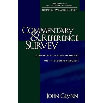 Commentary and Reference Survey by John Canterbury Business School Glynn
