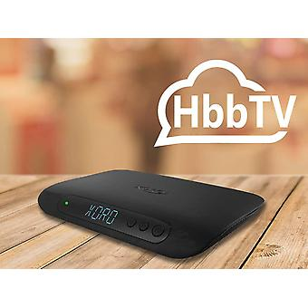 FengChun HRS 8920 IP digitaler Satelliten-Receiver mit LAN Anschluss (HDTV, DVB-S2, HbbTV, HDMI,
