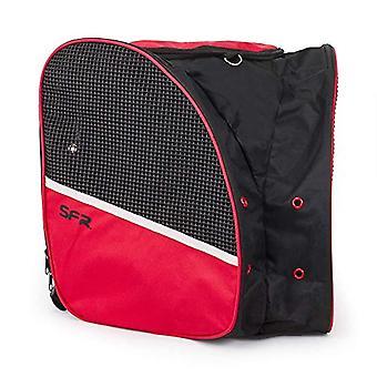 Sfr Skates Skate Backpack - Skating Bag, Unisex, Color: Black/Red, One Size