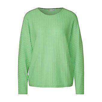 Street One A301304 Sweater, Mint Green, 52 Woman