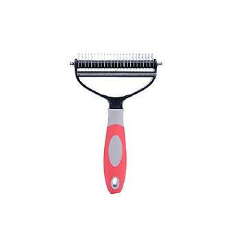 Pet comb for cats and dogs removes knots massage hairdressing tools ps05