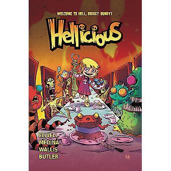 Hellicious TP Vol 1 Paperback