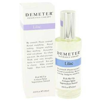 Demeter Lilac By Demeter Cologne Spray 4 Oz (naiset)