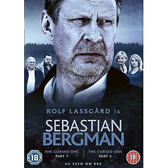 Sebastian Bergman - Series 1 DVD