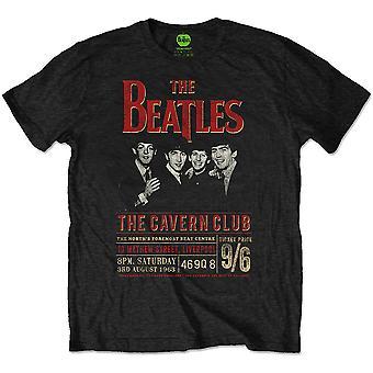 The Beatles Cavern '63 Official Tee T-Shirt Unisex