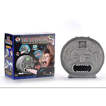 Copoz Electric shock and bite finger with lie detector Party games light music ancient Roman